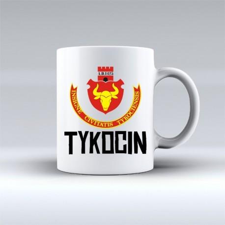 kubek herb Tykocin