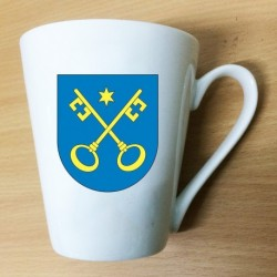 kubek latte Ciechanowiec