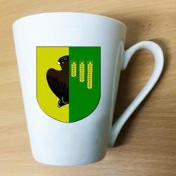 kubek latte gmina Czyże