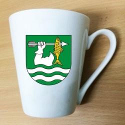 kubek latte gmina Giby