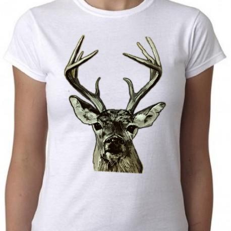 koszulka jeleń