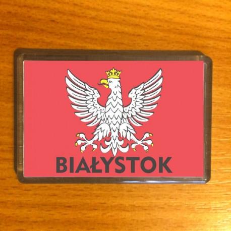 magnes Białystok orzeł