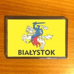 magnes Białystok pogoń