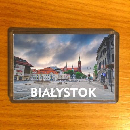 magnes Białystok starówka