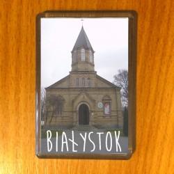 magnes Białystok świątynia