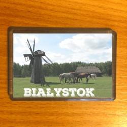 magnes Białystok wiatrak