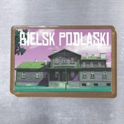 magnes Bielsk Podlaski dworek