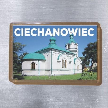 magnes Ciechanowiec cerkiew