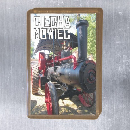 magnes Ciechanowiec lokomotywa