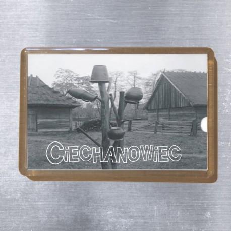 magnes Ciechanowiec zagroda