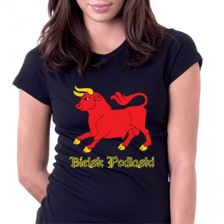 koszulka czarna Bielsk
