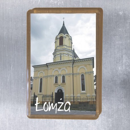 magnes Łomża kościół