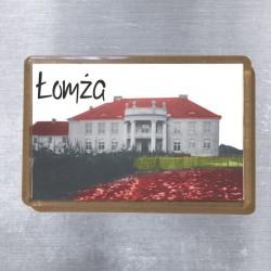 magnes Łomża pałac biskupi