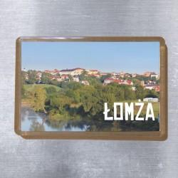 magnes Łomża panorama