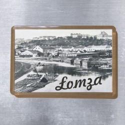 magnes Łomża stara panorama