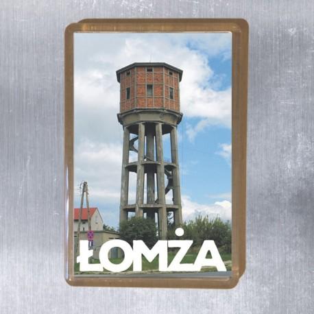 magnes Łomża wieża
