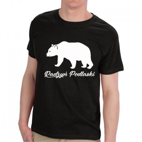 koszulka czarna Radzyń Podlaski
