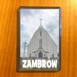 magnes Zambrów kościół
