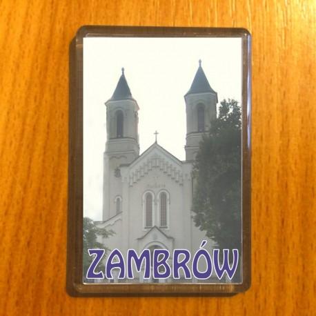magnes Zambrów kościół św. Trójcy
