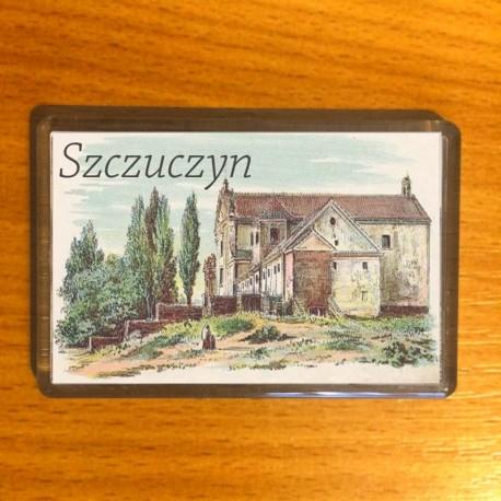 magnes Szczuczyn klasztor kolorowy