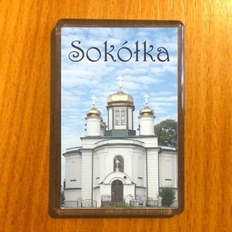 magnes Sokółka cerkiew