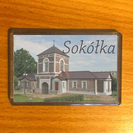 magnes Sokółka brama