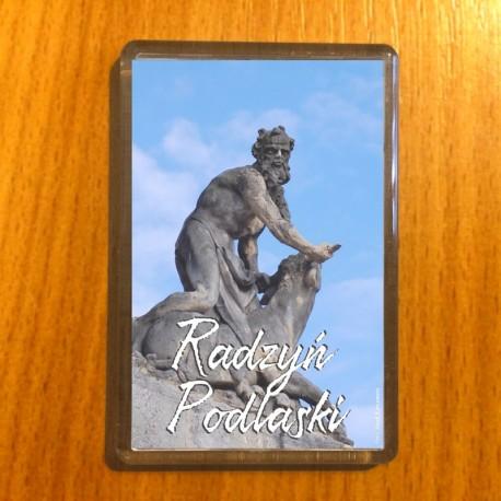magnes Radzyń Podlaski rzeźba