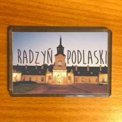 magnes Radzyń Podlaski brama pałacu