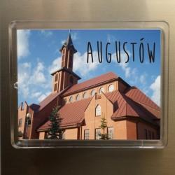 magnes Augustów Kościół