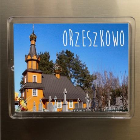 magnes Orzeszkowo Cerkiew