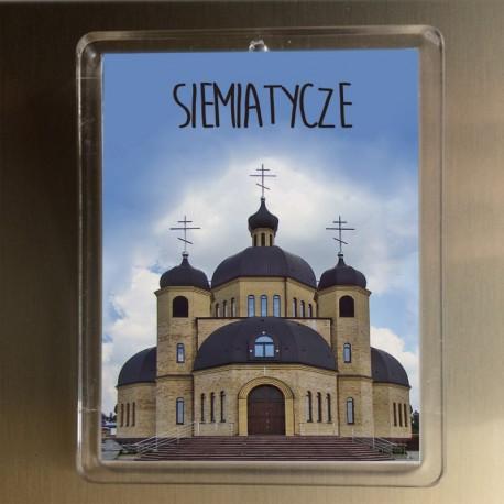 magnes Siemiatycze Cerkiew