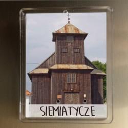 magnes Siemiatycze Kościół