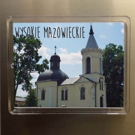 magnes Wysokie Mazowieckie kościół