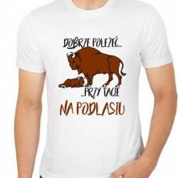 koszulka dobrze poleżać na Podlasiu