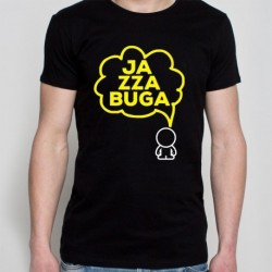 koszulka czarna ja zza Buga