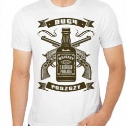 koszulka duch puszczy whiskey