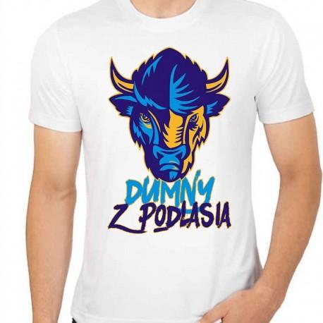 koszulka dumny z podlasia