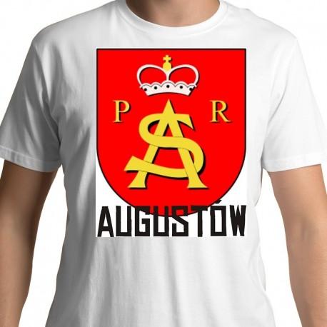 koszulka Augustów herb