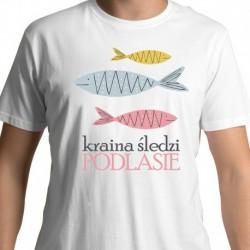 koszulka kraina śledzi Podlasie
