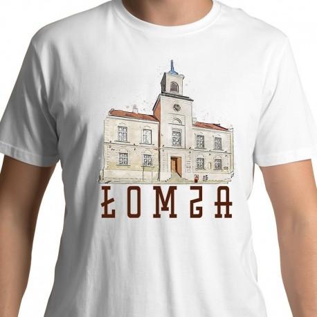 koszulka Łomża ratusz
