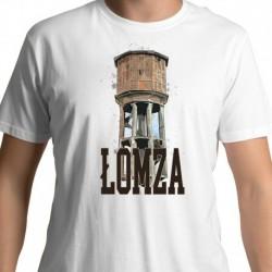 koszulka Łomża wieża