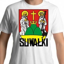 koszulka Suwałki herb