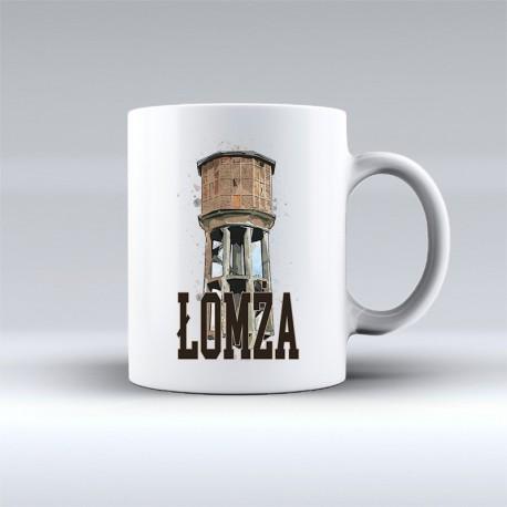 kubek Łomża wieża