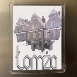 magnes Łomża Kamieniczki