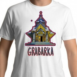 koszulka Grabarka klasztor