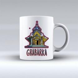 kubek Grabarka klasztor