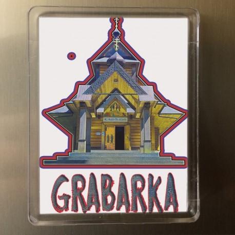 magnes Grabarka klasztor