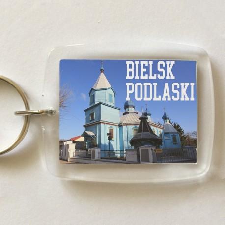 brelok Bielsk Podlaski Cerkiew św Michała 2