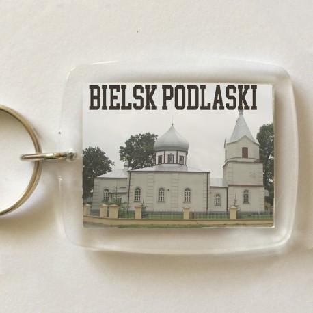 brelok Bielsk Podlaski Cerkiew Zmartwychwstania