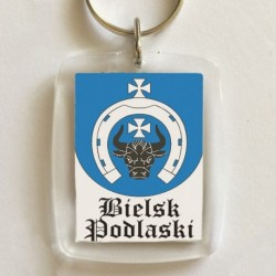 brelok Bielsk Podlaski herb gminy